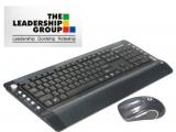 Dê RT e concorra: Pack mouse + Teclado #Goldship!