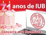 Concorra 1 Notebook Samsung + 1 Curso do IUB