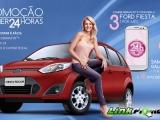 Concorra a 3 Ford Fiesta e 9 Samsung Galaxy SIII
