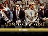 Concorra a KIT com CD, DVD, CAMISA e CANECA do Mumford & Sons